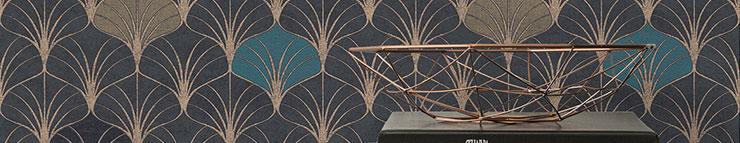 Art Deco Tapeten