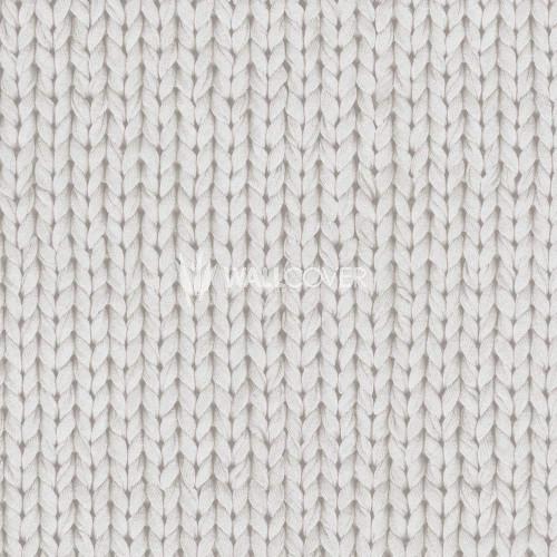 137720 Denim and Co. Rasch-Textil-tapete