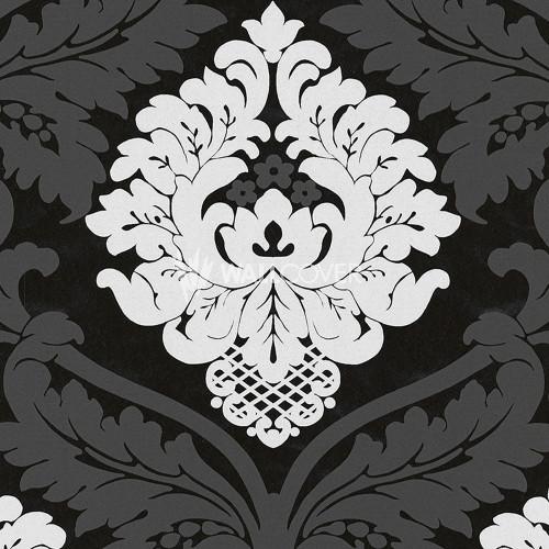 554314 Black & White 2 AS-Creation-tapete