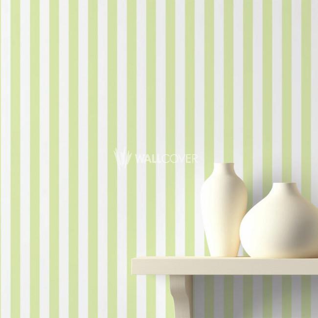 Rasch Textil Mariola 070111 Vlies Tapete Rosen Punkte rosa grün blau weiß