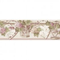 007897 Blooming Garden 9 Rasch-Textil Vinyltapete
