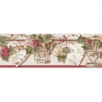 007898 Blooming Garden 9 Rasch-Textil Vinyltapete