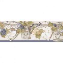 007899 Blooming Garden 9 Rasch-Textil Vinyltapete