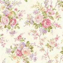 040829 Rosery Rasch-Textil Papiertapete