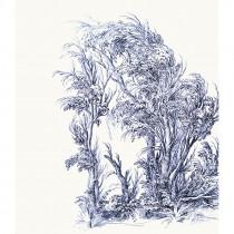 051758 Pure Linen 3 Rasch-Textil Textiltapete