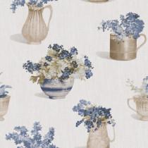 107812 Blooming Garden 9 Rasch-Textil Vinyltapete