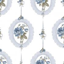 107817 Blooming Garden 9 Rasch-Textil Vinyltapete