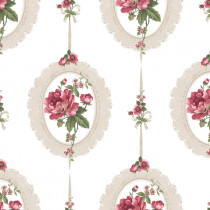 107818 Blooming Garden 9 Rasch-Textil Vinyltapete