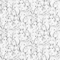 138867 #FAB Rasch-Textil Vliestapete