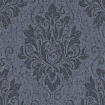 226224 Indigo Rasch Textil Vliestapete