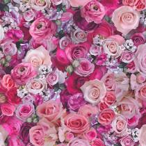 327221 Urban Flowers AS-Creation Vliestapete