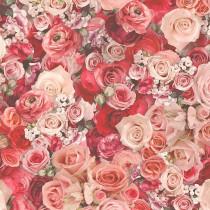 327223 Urban Flowers AS-Creation Vliestapete