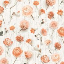 327232 Urban Flowers AS-Creation Vliestapete