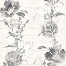 328003 Urban Flowers AS-Creation Papiertapete