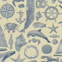 343013 Atlantic Eijffinger Papiertapete
