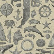343014 Atlantic Eijffinger Papiertapete
