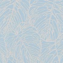 609356 Blue Velvet Rasch Vliestapete