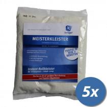 200 g Meisterkleister für Vliestapeten 05er Pack