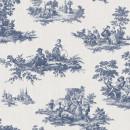 007843 Blooming Garden 9 Rasch-Textil Vinyltapete