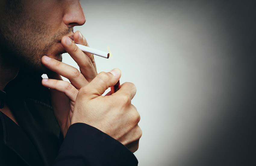 Welche Tapeten eignen sich für Raucher?