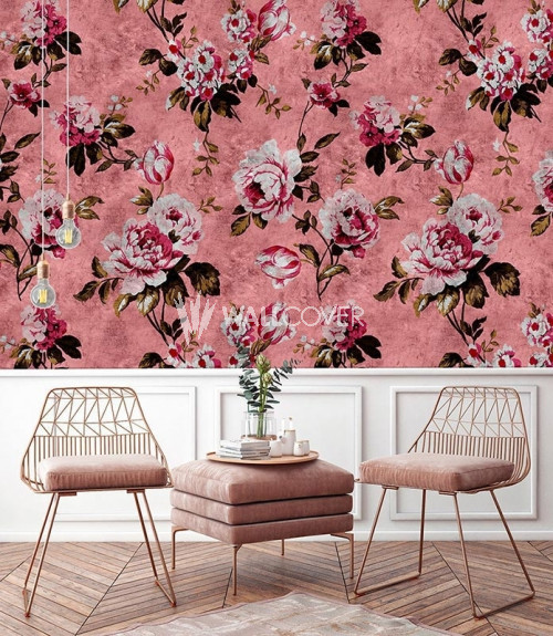 113912 Walls by Patel 2 Wild Roses