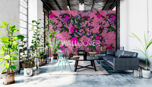 114262 Walls by Patel 2 Grapefruit Tree