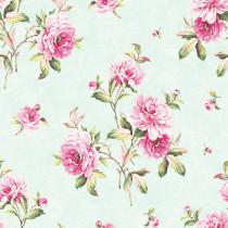 040819 Rosery Rasch-Textil Papiertapete