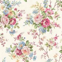 040830 Rosery Rasch-Textil Papiertapete