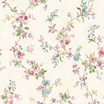 040835 Rosery Rasch-Textil Papiertapete