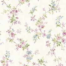 040836 Rosery Rasch-Textil Papiertapete