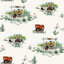 128717 Everybody Bonjour Rasch Textil Vliestapete