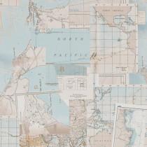 18392 Rivièra Maison BN Wallcoverings Vliestapete