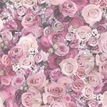 327224 Urban Flowers AS-Creation Vliestapete