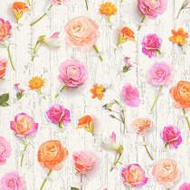 327231 Urban Flowers AS-Creation Vliestapete