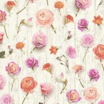 327233 Urban Flowers AS-Creation Vliestapete