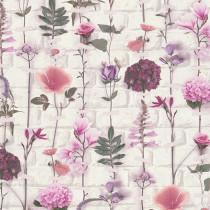 327251 Urban Flowers AS-Creation Vliestapete