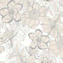 327981 Urban Flowers AS-Creation Papiertapete