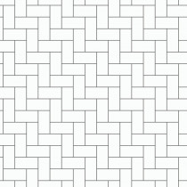 6070 Eco Black & White Borås Tapeter Vliestapete