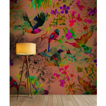 DD110186 Walls by Patel Funky Birds
