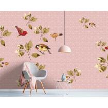 114322 Walls by Patel 2 Brilliant Birds