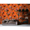 113902 Walls by Patel 2 Wild Roses