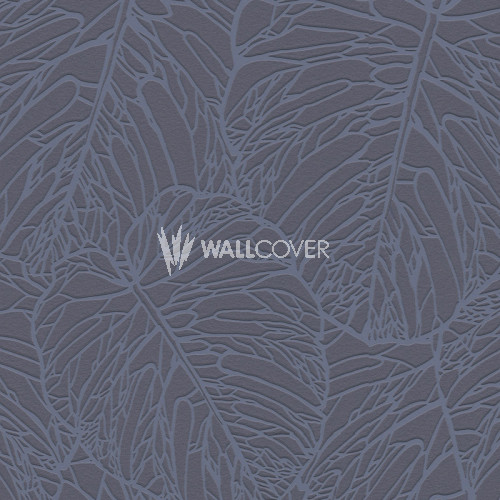 Wallcover Papier Peint papier peint 609318 blue velvet en ligne | wallcover