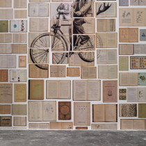 EKA-03 Biblioteca by Ekaterina Panikanova NLXL Vliestapete