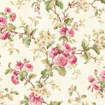 040847 Rosery Rasch-Textil Papiertapete