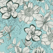 327983 Urban Flowers AS-Creation Papiertapete