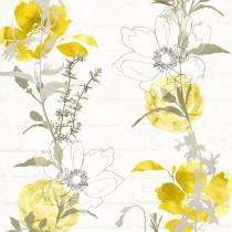 328002 Urban Flowers AS-Creation Papiertapete