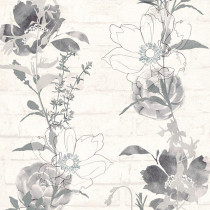 328003 Urban Flowers AS-Creation Papiertapete