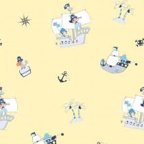 330105 Bimbaloo 2 Rasch Textil Papiertapete