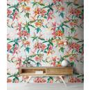 DD110211 Walls by Patel Mosaic Lilies