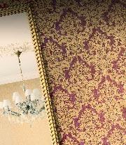 Papiers peints<br/>de luxe